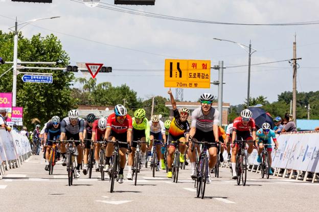 뚜르 드 디엠지(tour de DMZ) 2019 국제자전거대회 개막