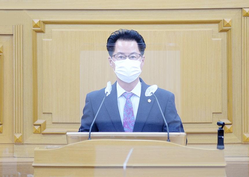 최창호 시의원, 운정3동 행정복지센터 건립 촉구