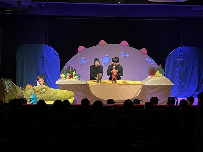 창작가족극 [꼬마농부 라비], 대원초등학교 공연