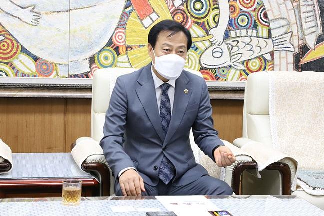 경기도의회 장현국 의장